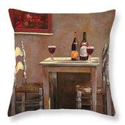 Barbaresco Throw Pillow by Guido Borelli