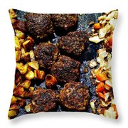 Barbecue ... Throw Pillow