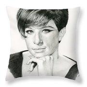 Barbra Throw Pillow