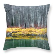 Baring Their Souls Throw Pillow