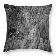 Bark At The Moon Throw Pillow