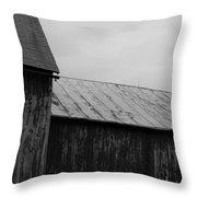 Barn 20 Throw Pillow
