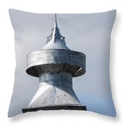 Barn Cupola Throw Pillow