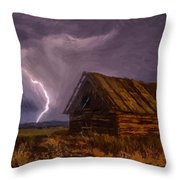 Barn - Id 16235-142810-2236 Throw Pillow