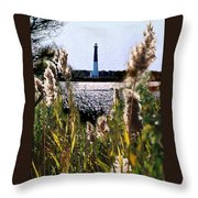 Barnegat Bay Throw Pillow
