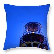 Barnegat Moonlight Throw Pillow