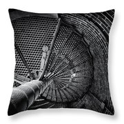 Barnegat Stairs Throw Pillow