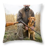Barnes51 Throw Pillow