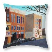 Barrio Throw Pillow