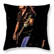 Barry Dunaway V Throw Pillow