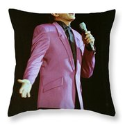 Barry Manilow-0774 Throw Pillow
