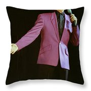 Barry Manilow-0775 Throw Pillow