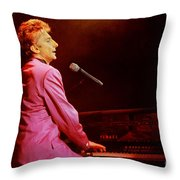 Barry Manilow-0800 Throw Pillow
