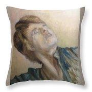 Baryshnikov Throw Pillow