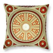 Basilica Cupola Throw Pillow