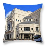 Bass Hall 5480mxx Throw Pillow