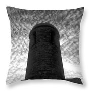Bastion Of St. Augustine Throw Pillow