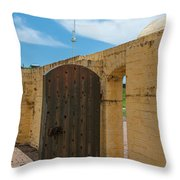Bastion Tough Throw Pillow