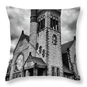 Batavia Baptist 2161 Throw Pillow