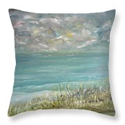 Bathed In Sweetness Throw Pillow