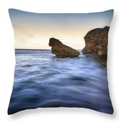 Bathsheba Flow Throw Pillow
