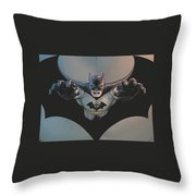 Batman Incorporated Throw Pillow