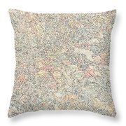 Battle Of Issus Throw Pillow