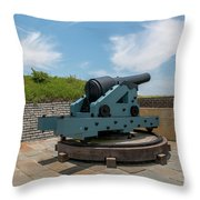 Battle Tested Throw Pillow