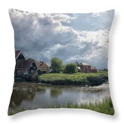 Battlesbridge Throw Pillow
