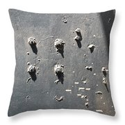Battleship Texas Image 3 Throw Pillow