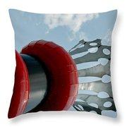 Bavarian Belle Stack Throw Pillow