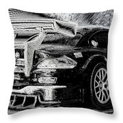 Bavarian Power Throw Pillow