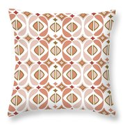 Baya Melba Throw Pillow