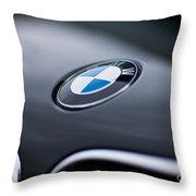 Bayerische Motoren Werke Throw Pillow