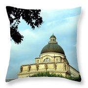 Bayerische Staatskanlei, Munich Throw Pillow