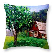 Bcsp 5 8 Throw Pillow
