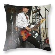 Bcspo2013 #10 Throw Pillow