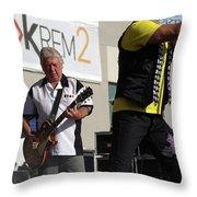 Bcspo2013 #9 Throw Pillow