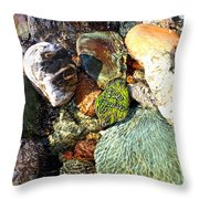 Be Cause Throw Pillow