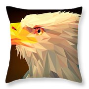 Be Stronger Throw Pillow