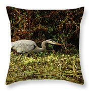 Be Wery Wery Quiet Throw Pillow