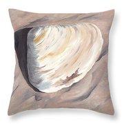 Beach Finds 1 Throw Pillow