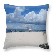 Beach Life  Throw Pillow