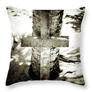 Beach Memorial Extreme Throw Pillow