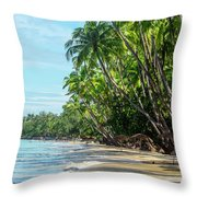 Beach Paradise  Throw Pillow