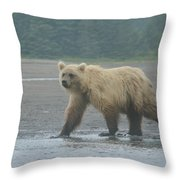 Beach Patrol 3 Throw Pillow