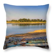 Beach Scapes  Throw Pillow