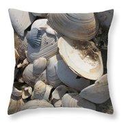 Beach Still Life IIi Throw Pillow