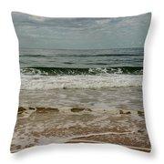 Beach Syd01 Throw Pillow