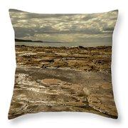 Beach Syd02 Throw Pillow